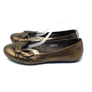 Born Metallic Flats